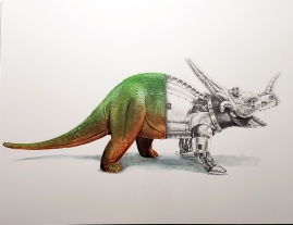 Dor Mei Styracosaurus